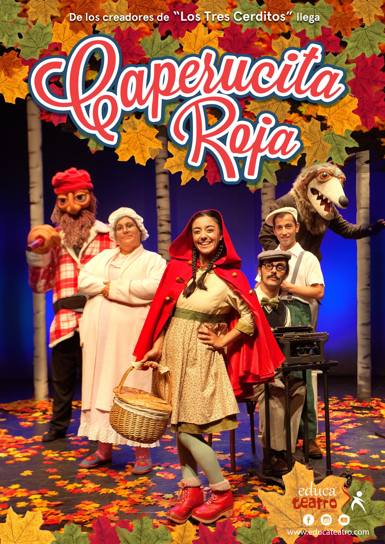 Nombre Caperucita Roja Version Porno caperucita roja en el teatro ramos carrión de zamora.