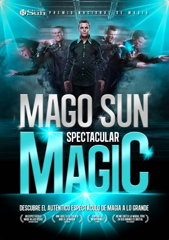 Mago Sun - Magic Spectacular