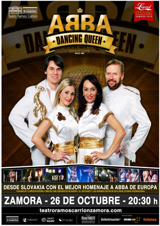 Dancing Queen - Tributo a Abba