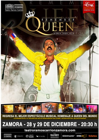Remember Queen - Tributo a Queen