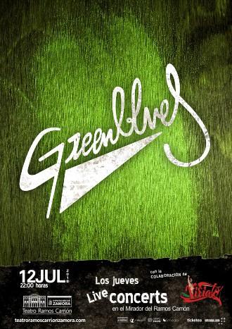 Concierto Green Blues