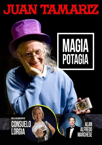 Juan Tamariz - Magia Potagia