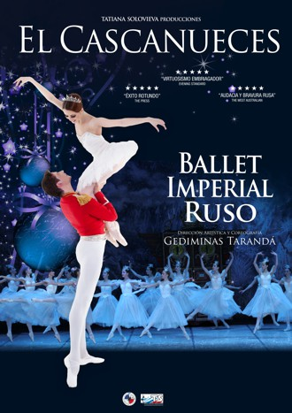 Ballet Imperial Ruso - El Cascanueces
