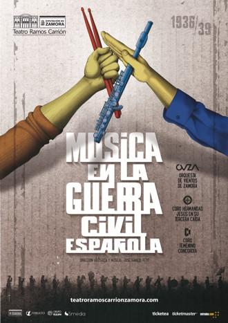 Música en la guerra civil española