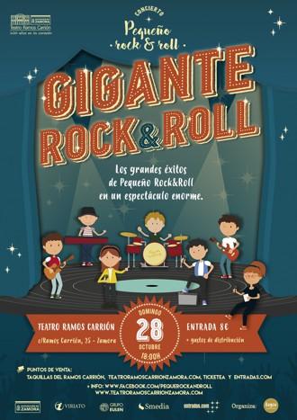 Pequeño Rock & Roll - Gigante Rock & Roll