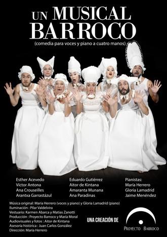 Un musical barroco