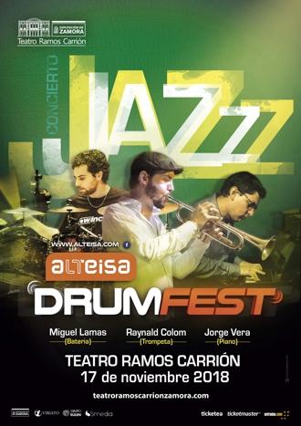 Concierto de Jazz - Alteisa Drumfest
