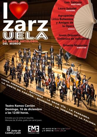 I love Zarzuela