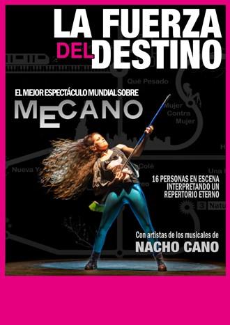La fuerza del destino – Homenaje a Mecano