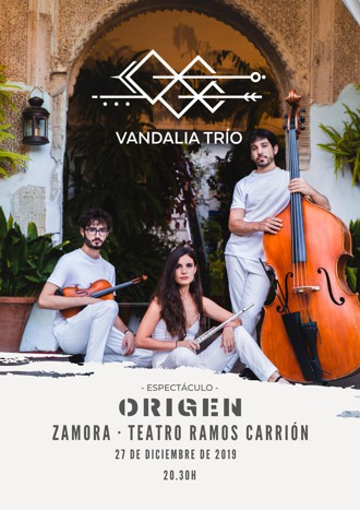 Vandalia Trío - Origen