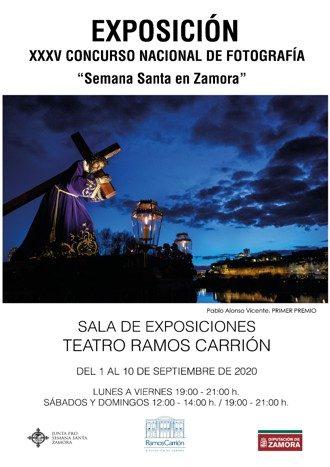 XXXV Concurso de fotografía nacional de Semana Santa en Zamora