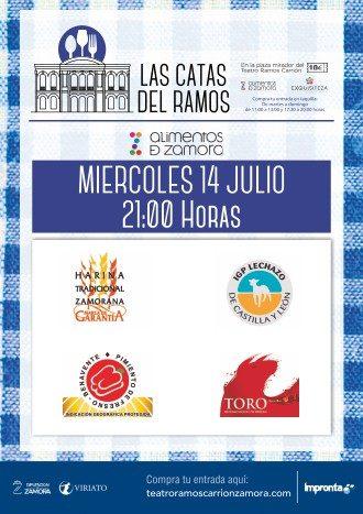 Las Catas del Ramos 2021 - 14 julio (y sucesivos)