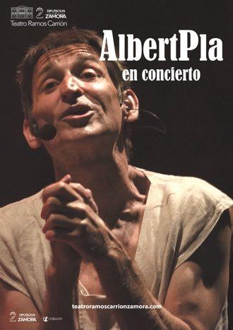 Albert Pla en concierto