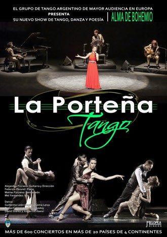 Alma de bohemio - La Porteña Tango