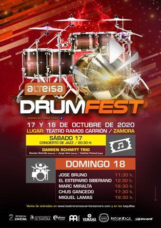 Alteisa DrumFest 18 octubre 2020