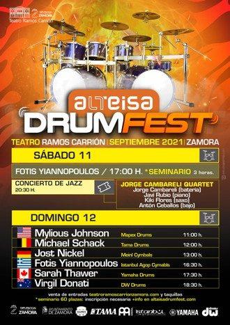 Alteisa Drumfest 2021 - Domingo 12