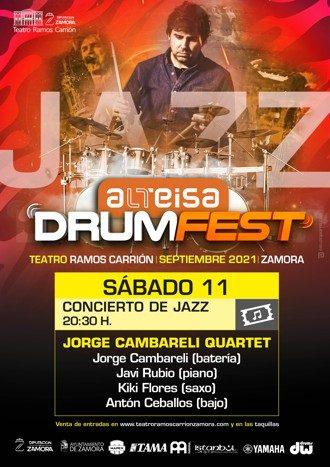 Ateisa Drumfest 2021 - Sábado 11