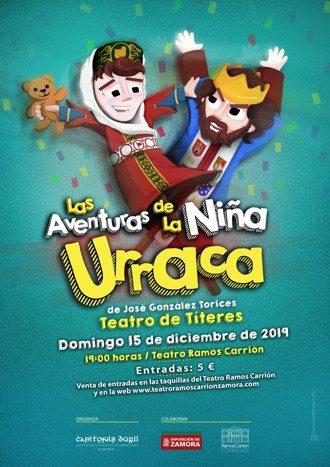Las aventuras de la niña Urraca