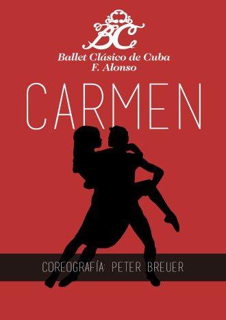 Carmen - Ballet Clásico de Cuba F.Alonso