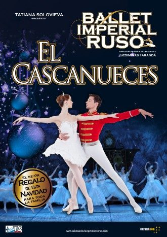 El Cascanueces - Ballet Imperial Ruso
