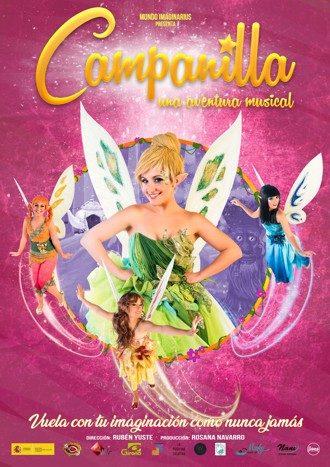 Campanilla, una aventura musical