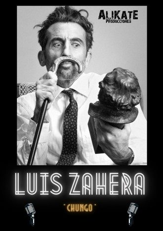 Chungo - Luis Zahera