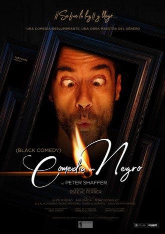 Comedia en Negro