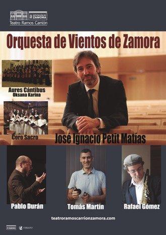 Concierto música original para Orquesta y Coro