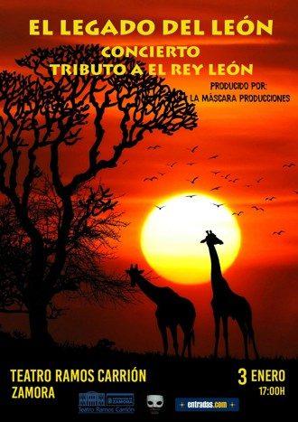 El legado del Rey León