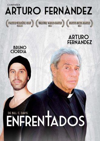 Enfrentados - Arturo Fernández