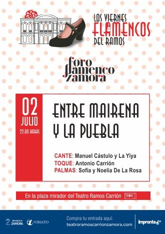 Entre Mairena y La Puebla