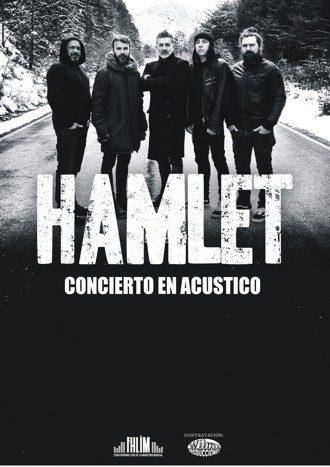 Hamlet, concierto en acústico