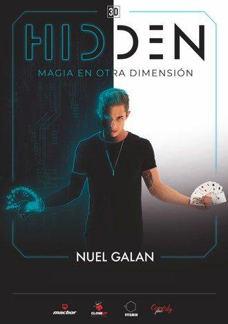Hidden – Nuel Galán