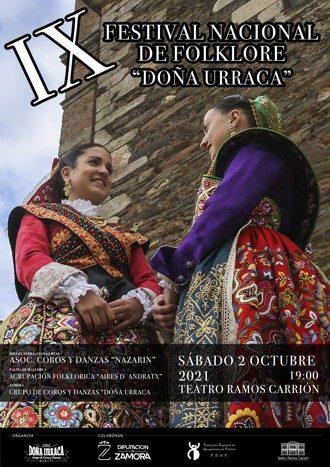IX Festival de Folklore Doña Urraca