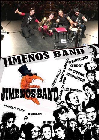 Jimenos Band - Tributo a los grandes Maestros