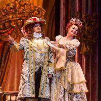 La bella durmiente del Ballet de San Petersburgo.