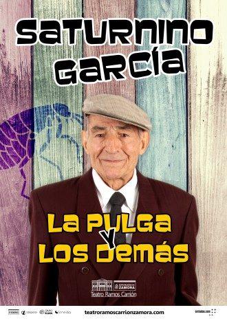 La pulga y los demás - Saturnino García
