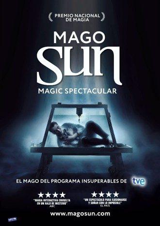 Magic Spectacular - Mago Sun