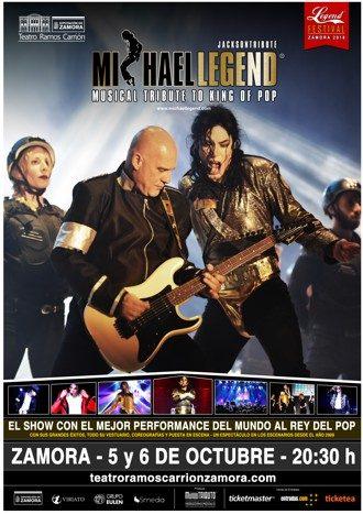 Michael Legend - Tributo a Michael Jackson