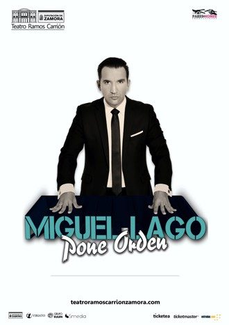 Miguel Lago pone orden