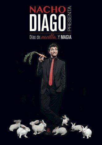 Nacho Diago - Días de nocilla y magia