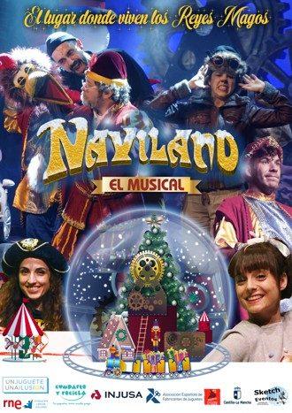 Naviland, el musical