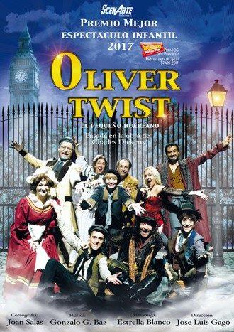 Oliver Twist el pequeño huérfano