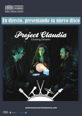 Project Claudia - Las Noches del Ramos 2020