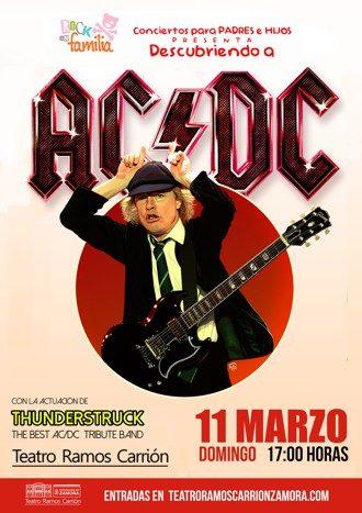 Rock en familia- Descubriendo a AC-DC