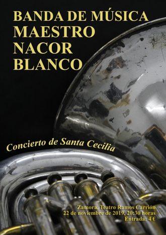 Concierto Santa Cecilia 2019
