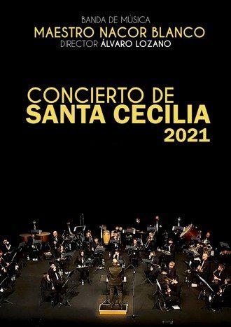 Concierto Santa Cecilia 2021