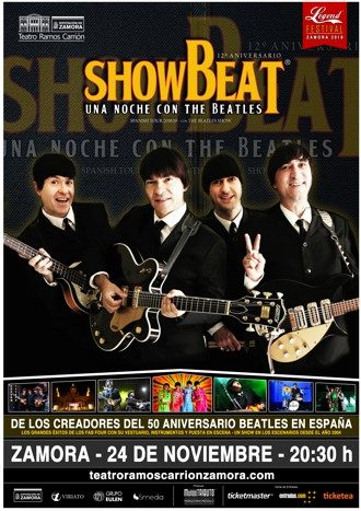 ShowBeat - Tributo a los Beatles