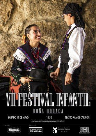 VII Festival Infantil Doña Urraca